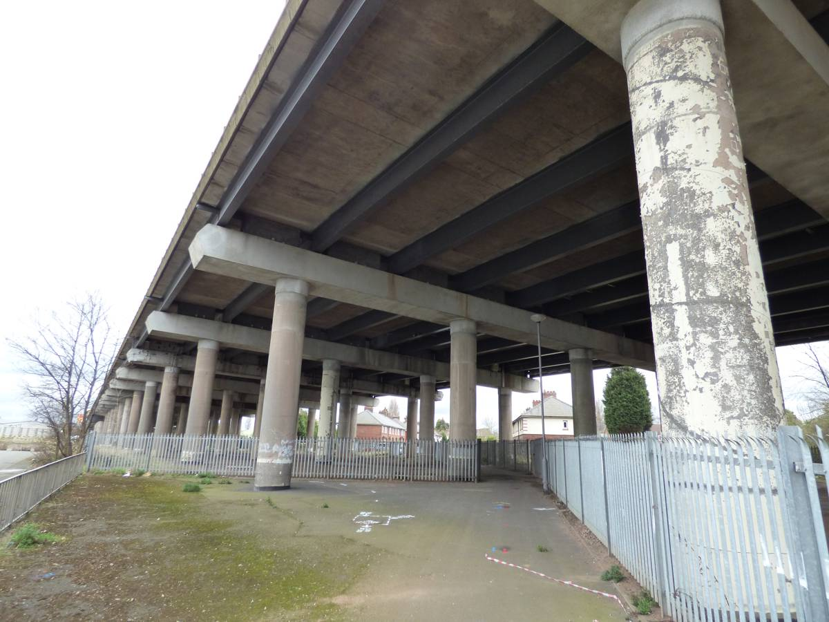 £100 million viaduct repair to begin on the M5 in England