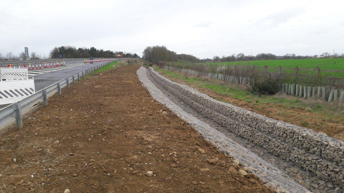 McCann demonstrates top quality drainage works in Yorkshire, England