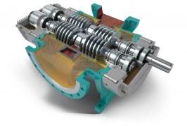 NETZSCH multiple screw pumps deliver superior asphalt handling