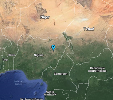 The AshakaCem Coal Mine is in the North-East of Nigeria, in the Gombe area.
