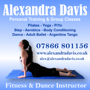 Alexandra Davis - Online Fitness Classes, Personal Training and Group Classes