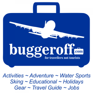 Buggeroff.com - Travel and Holidays for travellers not tourists