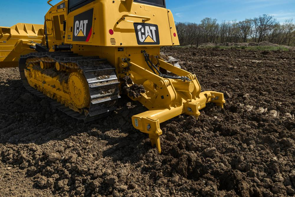 The versatile Cat D6K takes on many tasks on the jobsite.