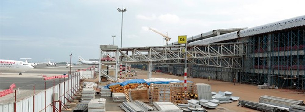 Ghana targets 5 million passengers yearly with AfDB-funded international airport expansion project