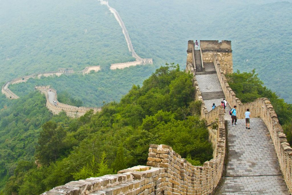 Great Wall of China at Mutianyu - Photo by Colin Capelle
