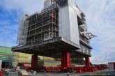 ALE builds second 800 tonne MEGA JACK 800 to meet demand
