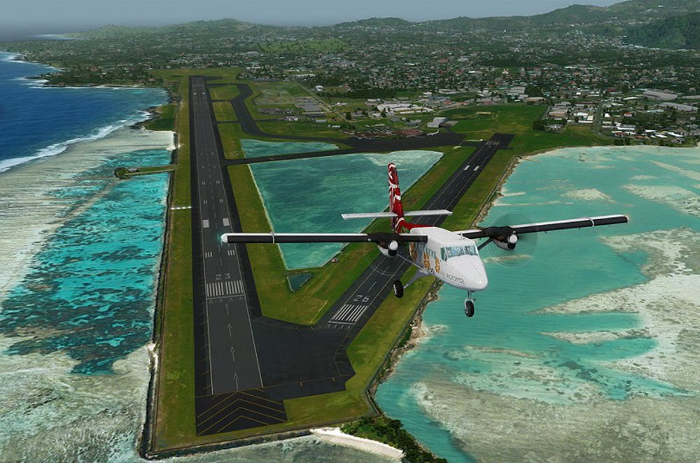 McConnell Dowell awarded runway paving contract in American Samoa