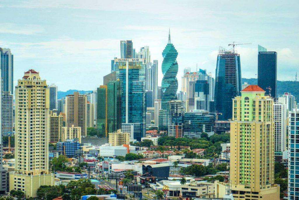Panama City photo by Matthew Straubmuller