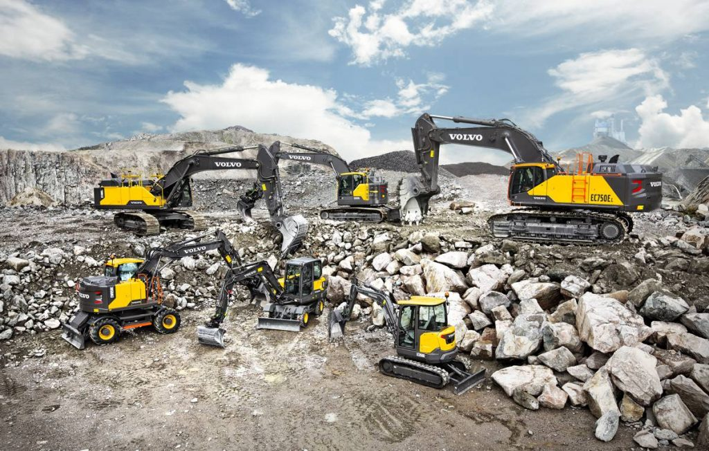 The legacy that shaped Volvo's world-class excavators