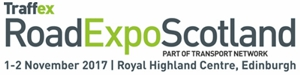 Traffex RoadExpo Scotland 2017
