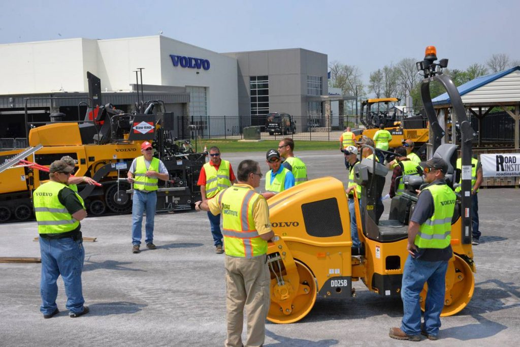Volvo Construction Equipment announces 2017-2018 Road Institute® course schedule