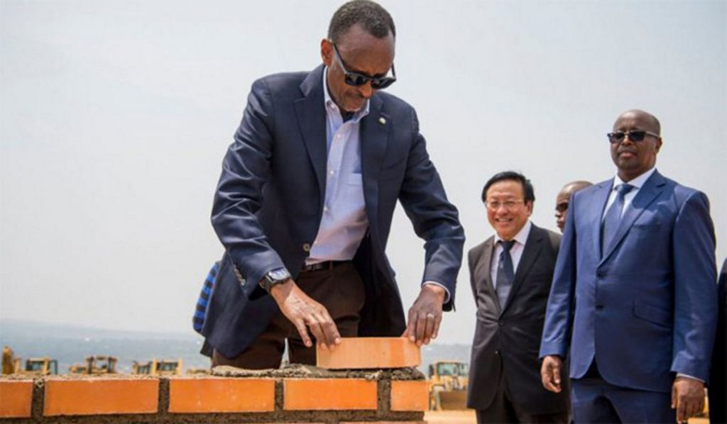 Rwanda lays foundation stone of Bugesera International Airport