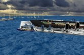 MARIN tests floating mega city as a solution to sea level rise and overcrowded cities