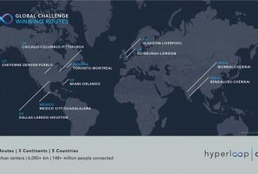 Hyperloop One announces 10 winners for Hyperloop One Global Challenge
