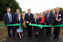 Major A21 upgrade in UK completed