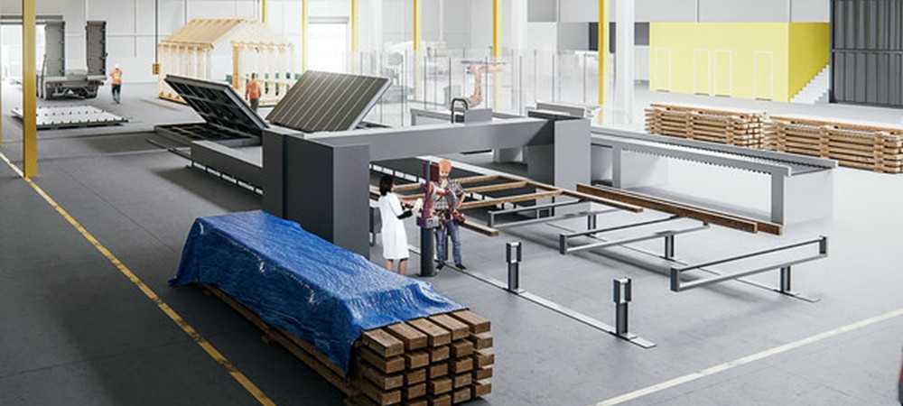 Construction INNOVATION FACTORY to be launched in Scotland with industry event
