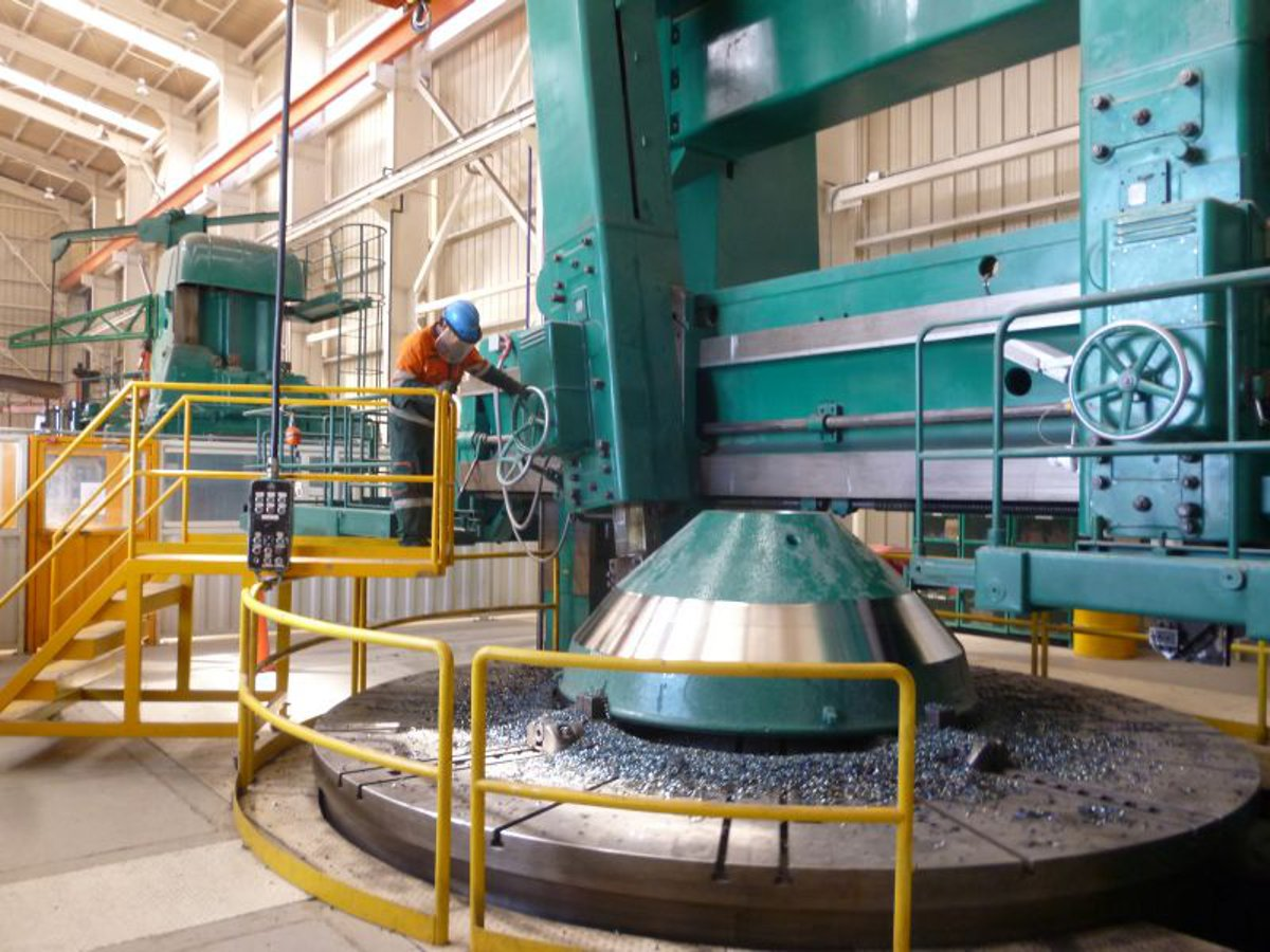 Metso has around 260 specialists in Peru and operates a Service Center in Arequipa.