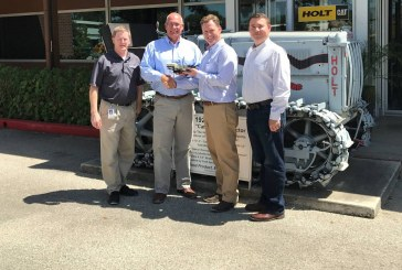 HOLT CAT awarded Texas distributor network by Metso