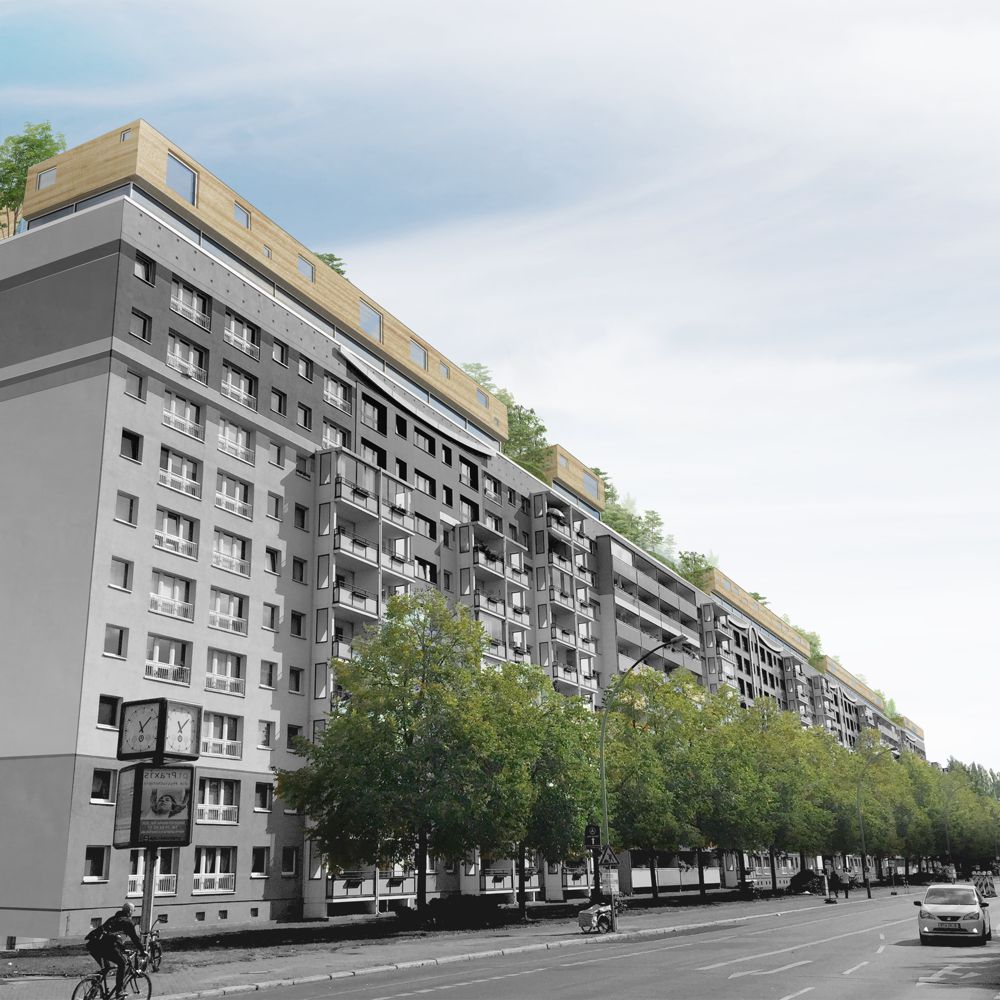 Metsä Wood promotes top-down Timber as a solution for urbanisation