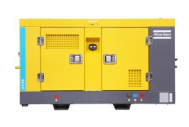 Atlas Copco launches compact, lightweight and mobile Compressors for utility trucks