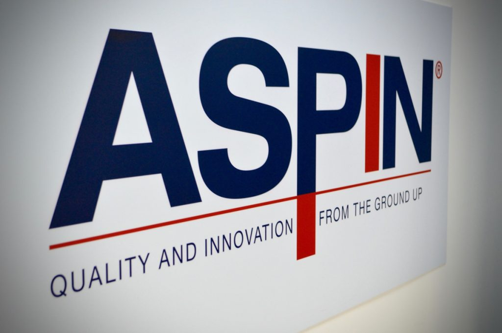 Aspin Group rebrands to support ambitious growth plans