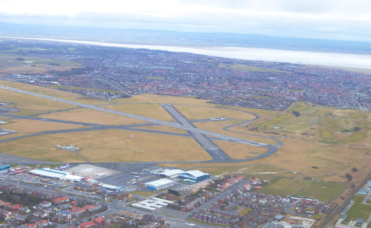 Balfour Beatty announces sale of Blackpool Airport to the local Council
