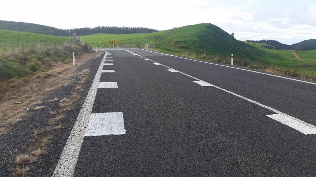 Making New Zealand's Coromandel Loop safer for riders