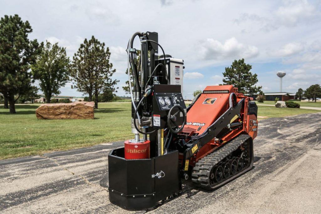 Ditch Witch partners with Utilicor Technologies to simplify keyhole coring