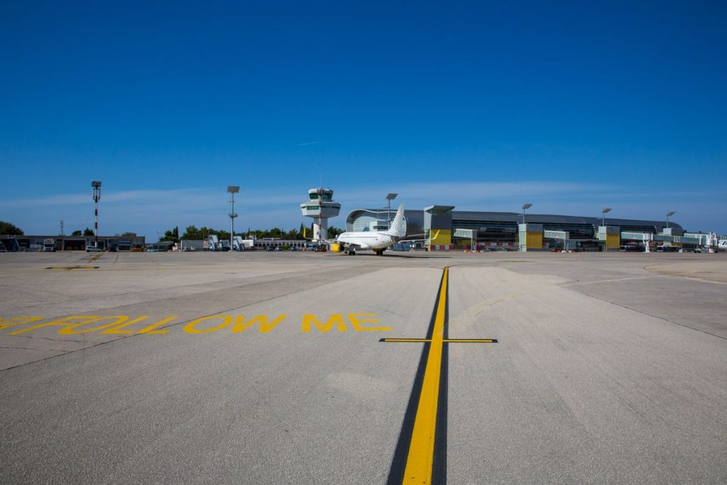 Dubrovnik Airport will be modernised and expanded by the year 2019. Image credits: Zračna luka Dubrovnik d.o.o.