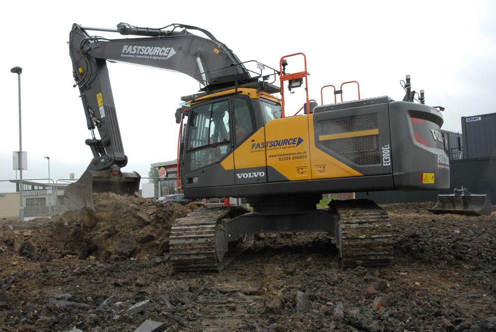 Fastsource hails their Volvo Excavators best on the market