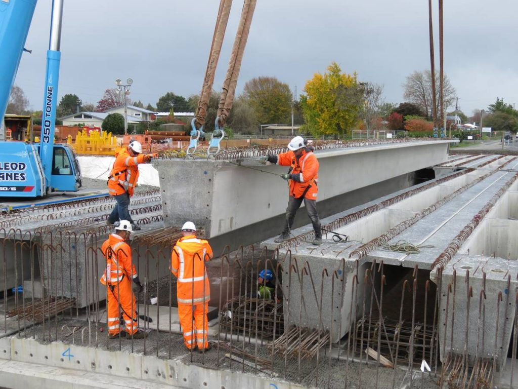 Waikato Expressway bridges opening soon in New Zealand