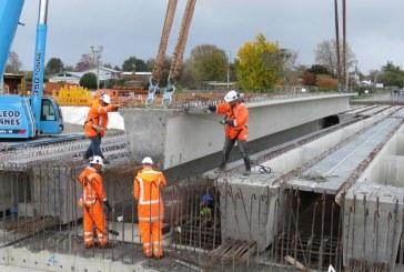 Waikato Expressway bridges opening soon in New Zealand