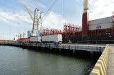 President of Ecuador marks construction of US$1 billion deep water port