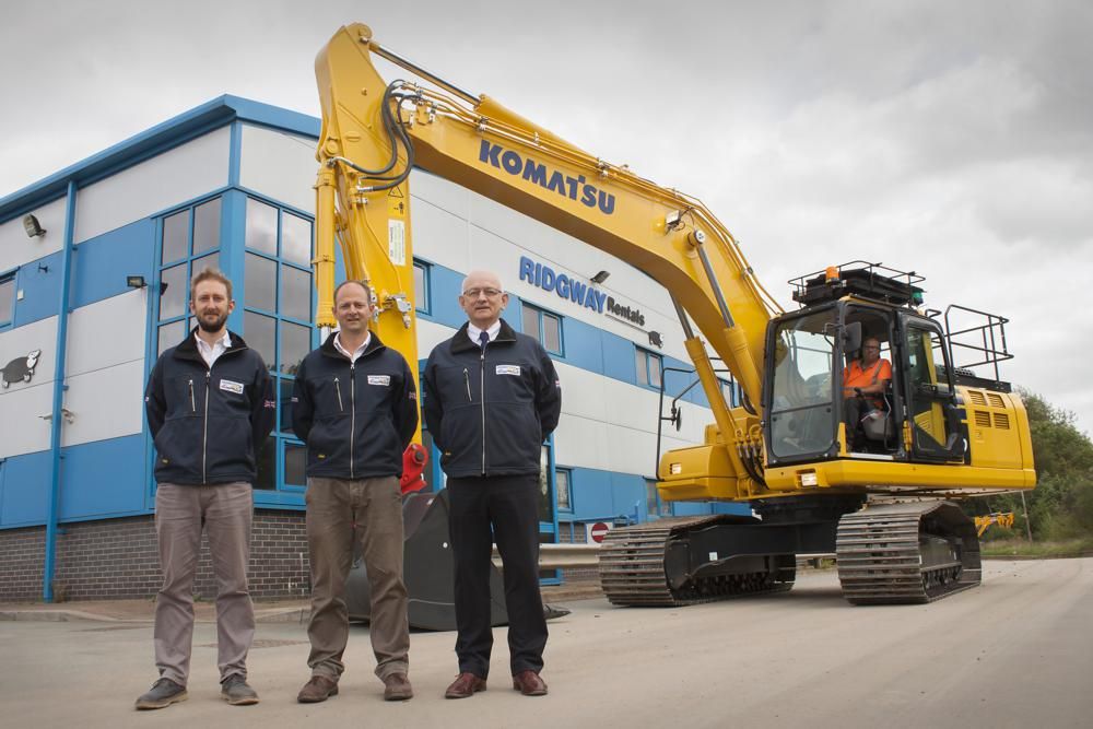 Ridgway Invest in Latest Technology Plant