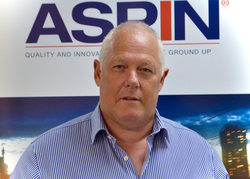 Russell Ward - Aspin Ltd CEO