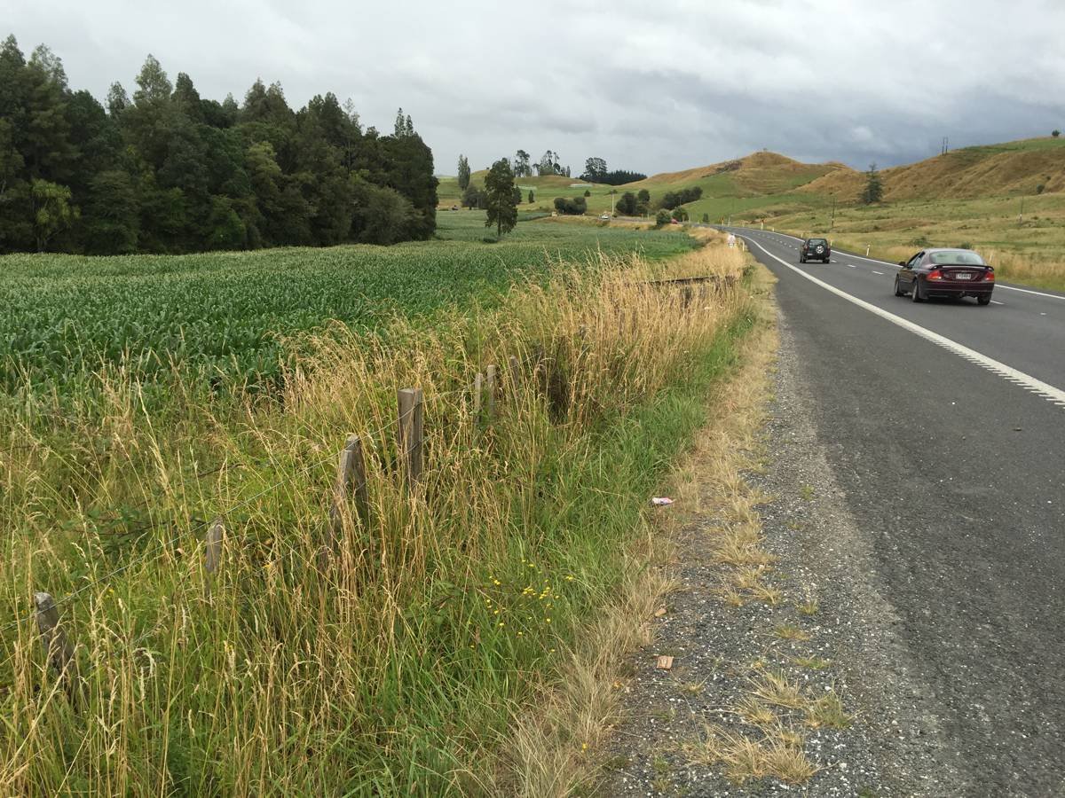 Safety work begins on busy Waikato Highway in New Zealand