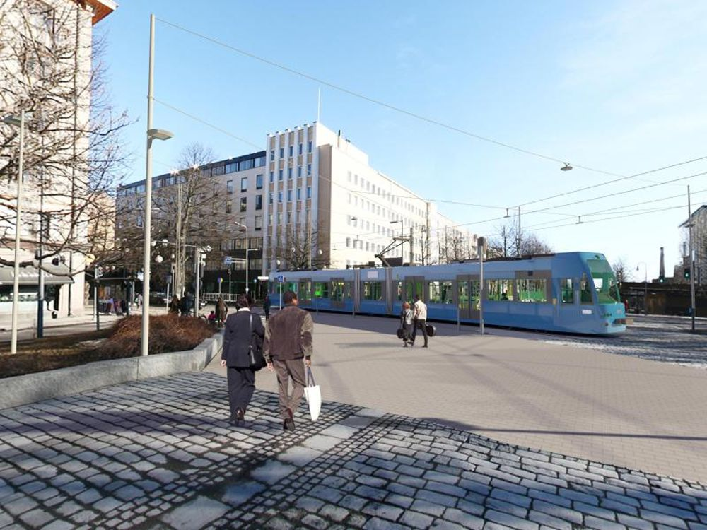 EU Bank supports first tramway line in Tampere, Finland with €150m loan