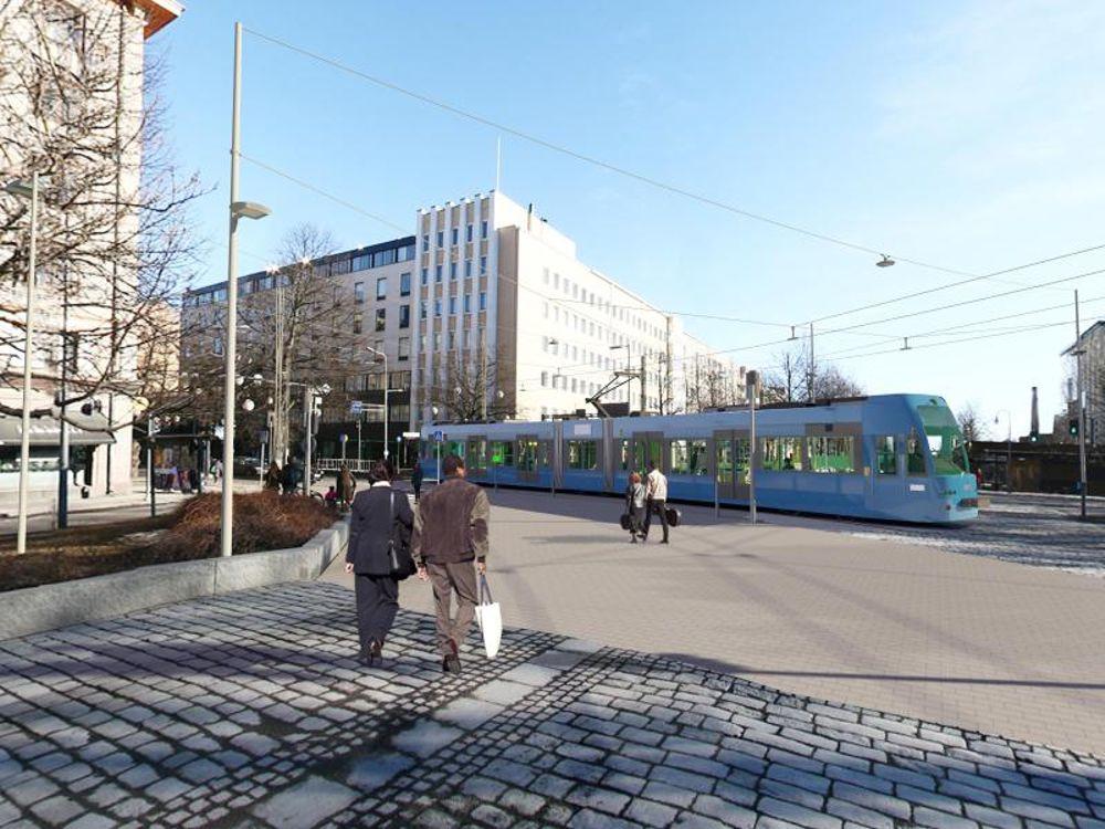 Tampere Tram