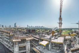 Doka celebrates the forming of its 1,000th highrise