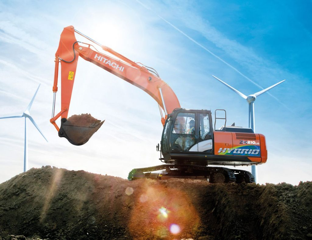 The new Hitachi hybrid hydraulic excavator has been unveiled for the first time in Europe this month. The ZH210-6 was presented by the official Hitachi dealer in Belgium, Luyckx, at the Matexpo biennial international trade fair held 11-15 September.