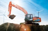 Hitachi blends proven technology with new innovations to create new hybrid excavator