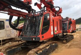 Sandvik equipment essential for major Hong Kong infrastructure development