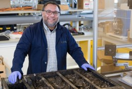 Accidental discovery creates solid Bitumen Balls