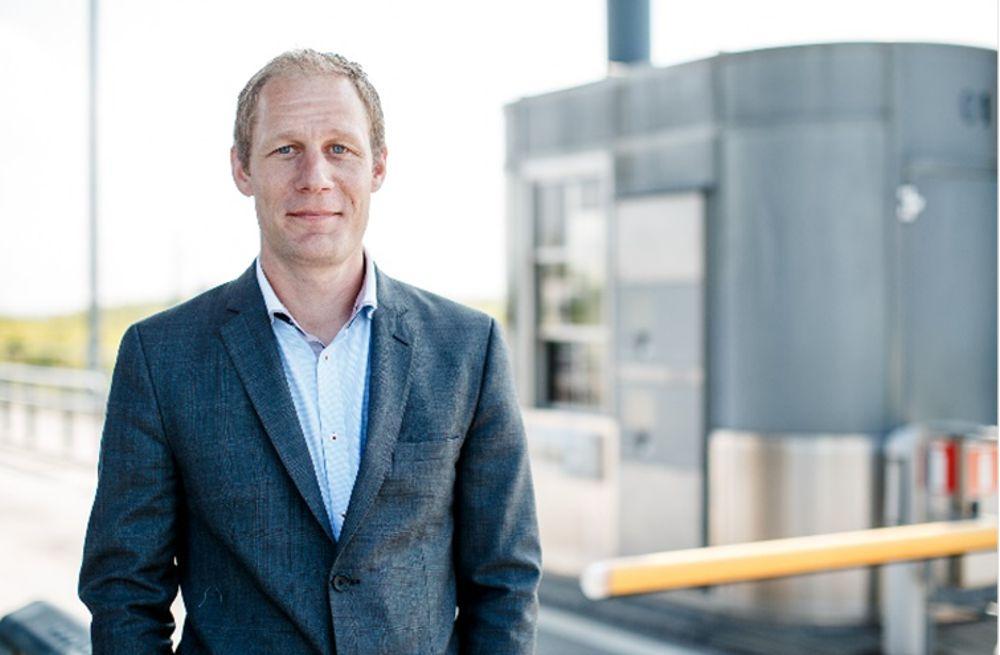 CEO David Eskilsson