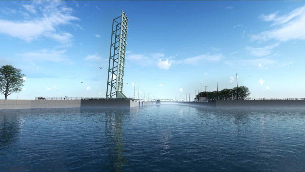 BAM JV to build new€753m lock at Terneuzen between the Netherlands and Belgium