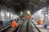 London Underground Elizabeth line track installation is complete