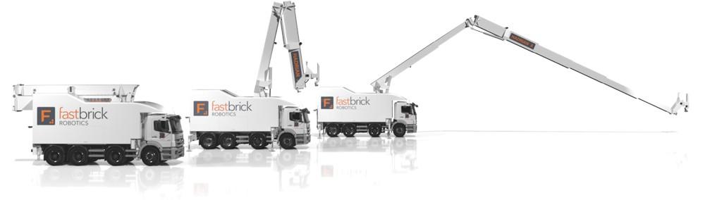 Fastbrick Robotics Wins National Innovation Awards