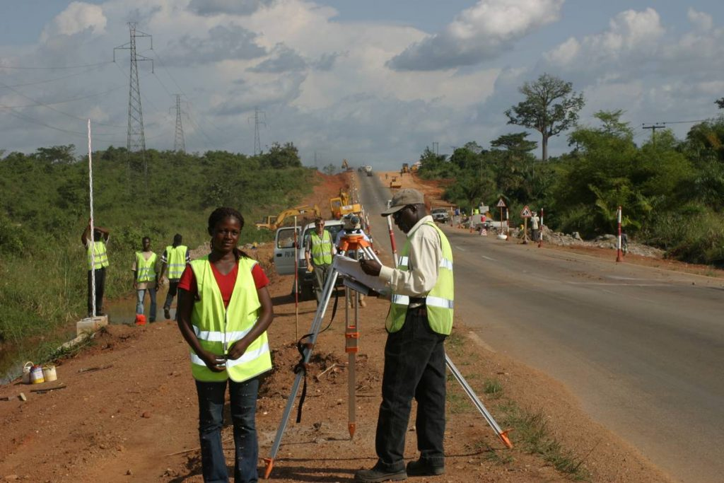 Harnessing the potential of a gender balanced construction industry