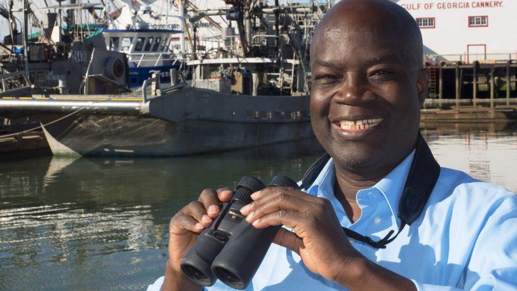 Protector of the oceans receives the Volvo Environment Prize