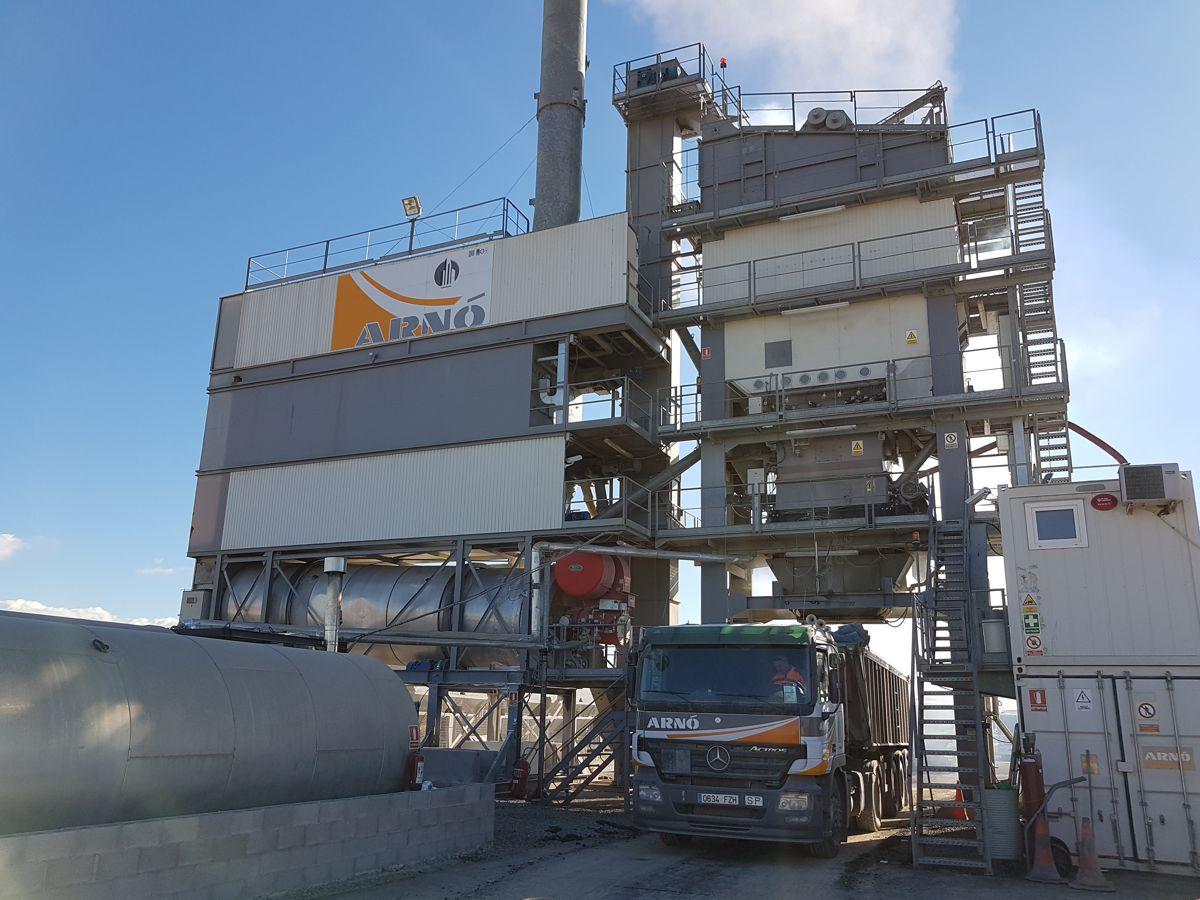 ABT SpeedyBatch more profitable than any other asphalt plant